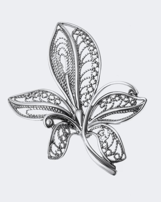 Брошь «Цветок» фото