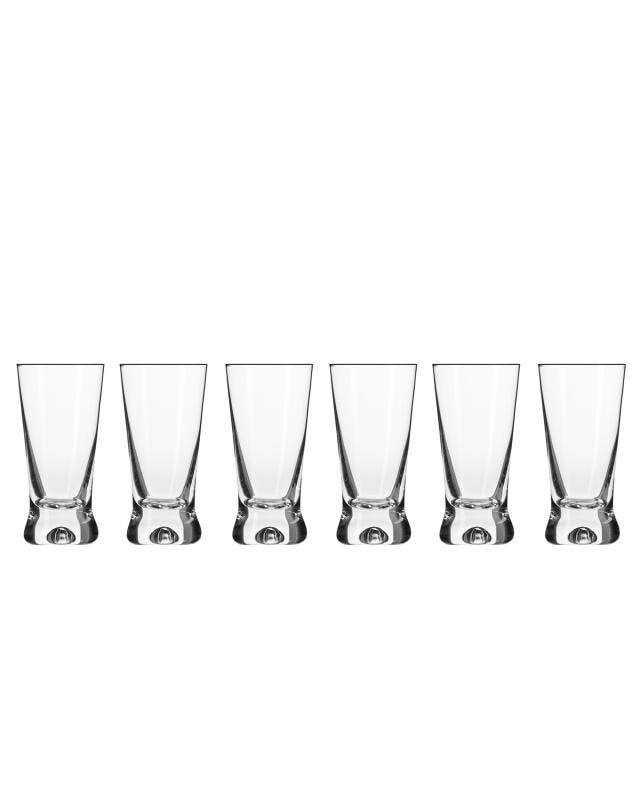 Набор стопок для водки «Шот», 50 мл х 6 шт Krosno Шот набор стопок luminarc new york h5018 50 мл 6 шт