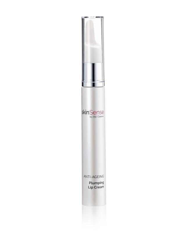 Антивозрастной крем для губ с разглаживающим эффектом, 15 мл skinSense