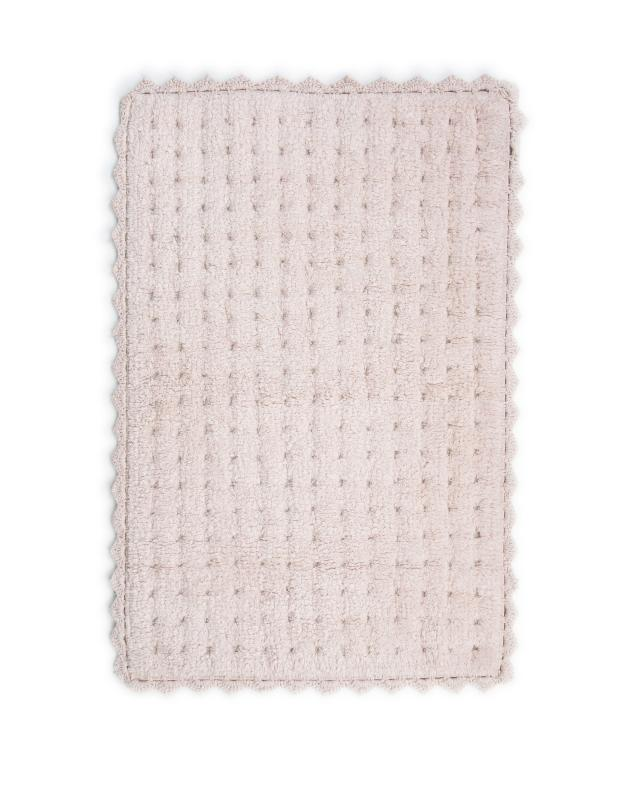 Набор ковриков для ванной «Лоретта», 60 х 90 + 40 х 60 см
