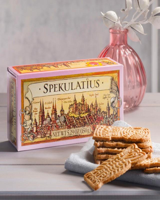 Пряное печенье Spekulatius, 150 г