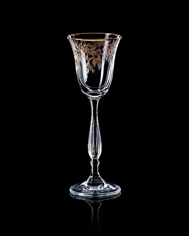 Фото - Набор рюмок для водки/ликера, 6 шт. Bohemia Fregata набор для водки дуэль