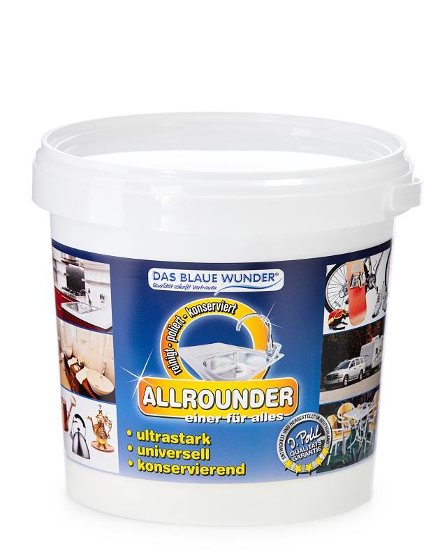 Универсальное чистящее средство Allrounder Das blaue Wunder