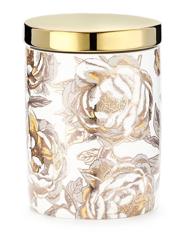 Банка для сыпучих продуктов, 700 мл LEFARD Golden Rose