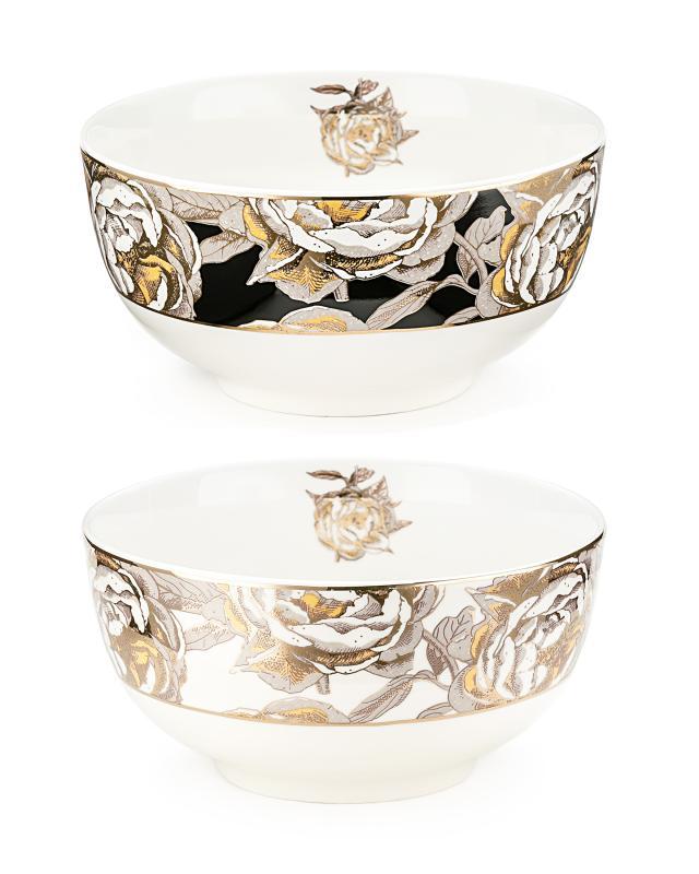Фото - Набор: 2 салатника LEFARD Golden Rose набор из 2 салатников 330мл мануэла
